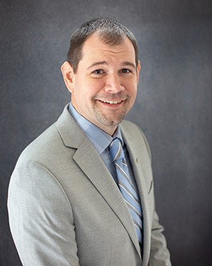 David Ferrell, President & CEO